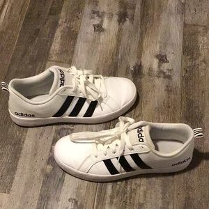 Like New Adidas Grand Court Sneakers 7.5